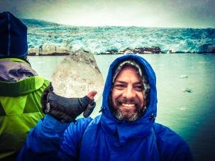 """El """"cubito de hielo"""". Foto: Eric John"""